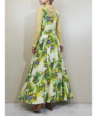 neula PARTEX flower sweet dress-1353-9