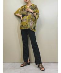 P/21 desert design khaki shirt-1207-6