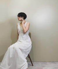 Bert Yelre layered vintage maxi dress-1208-6