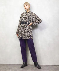 FROHLICH oversize rose shirt-1022-4