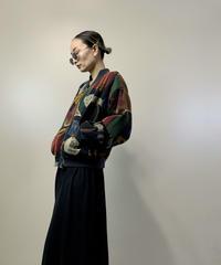 Fancy Material bold design import jacket-2236-10