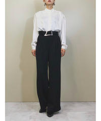 San Com embroidery classical shirt-1234-6