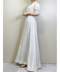 A girl raised in the country vintage  dress-1220-6