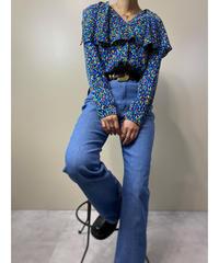 YVES SAINT LAURENT chemisiers rétro shirt-2248-10