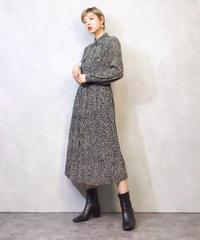 Robe Bisun dot rétro dress-937-3