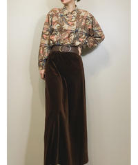 AUSTIN REED paisley design plaid shirt-1560-11