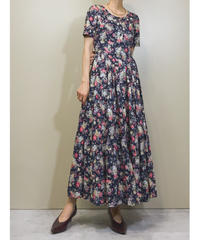 Laura asnley elegant volume dress-1231-6