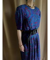 MADE IN U.S.A. JESSICA HOWARD long dress-1995-6