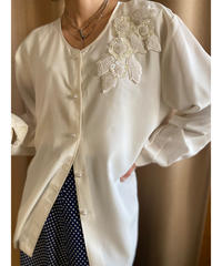 SOPHIS bead embroidery import tops-2194-6