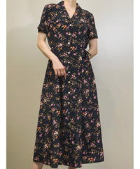 MISS DORBY side ribbon dress-1163-6