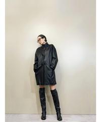 Esprit de fur MADDOX real leather coat-1446-10