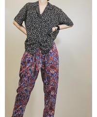 Kitagawa tokyo monotone shirt-1186-6