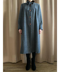 Classical MADE IN JAPAN cashmere long coat-2242-10
