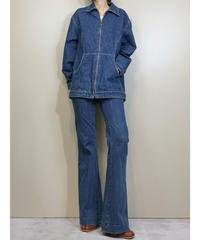 BILLBLASS import blue denim jacket-1698-2