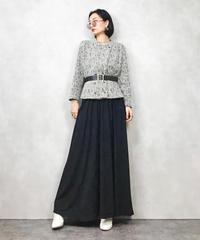 AGASA rétro wool jacket-810-1