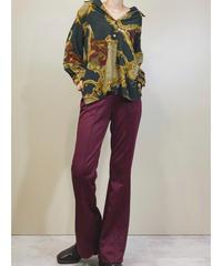 amielle  camellia class shirt-1362-9