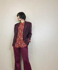 LEPORTE TOKYO STYLE v no collar  jacket-1626-1