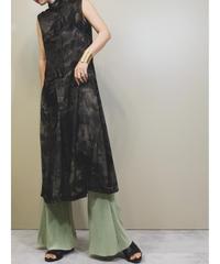 EIKO KONDO see-through dress-1157-5