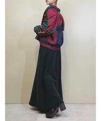 on your mark petites deep color nylon jacket-1727-3