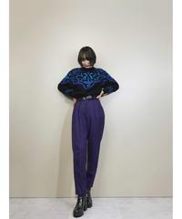 Made in U.S.A Cheryl lurex knit-1613-1