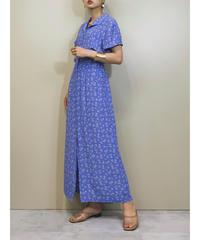 dressbarn shell button gather dress-1183-6