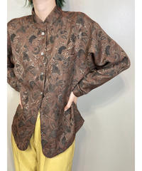 TED LAPIDUS PARIS brown color shirt-1780-3