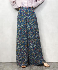 MADE IN U.S.A ANN TAYLOR. wide pants-1089-4