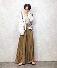Rhoda Bynne silk nylon jacket-1033-4