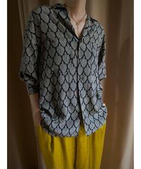 Via de Medici MADE IN ITALY silk shirt-2072-7