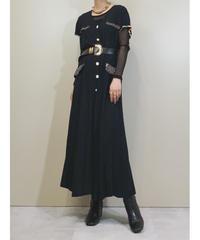 CarolAnderson dot pocket import dress-1187-6