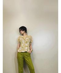 RAIN BOU paisley design shirt -1160-6