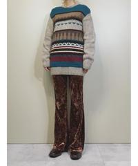 Jantzen new wool 100% long knit-1561-12