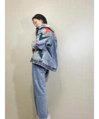 WEATHERED Blues vintage denim jacket-1677-2