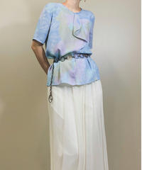 GRAN Le JouE tie dye pattern  tops-1211-6