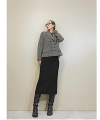 SUN SEIZE wool blend tailored jacket-1465-10