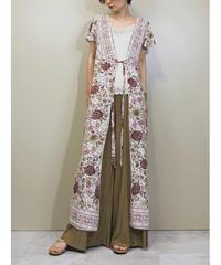 Flower garden import maxi gown-1235-6