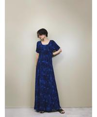 freneefashion dragonfly blue dress-1225-6