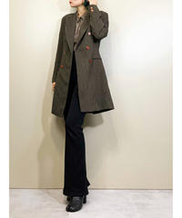 IRENE VAN RYB MADE IN FRANCE long jacket-1726-3