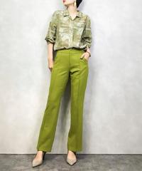 Womiyan classical green shirt-1102-5