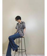 HS GINA.G zebra  design shirt-1245-7