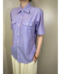EXCHANGE MARCELL jacquard fabric shirt-2091-8