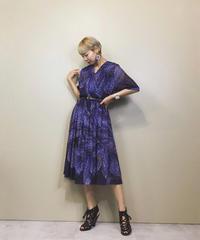 Southerr Belle flower dress-1144-5