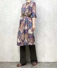 Aristocrat beige china dress-1052-4