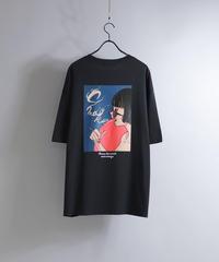 msy.×Confirm コラボプリントTシャツ /チャコール3