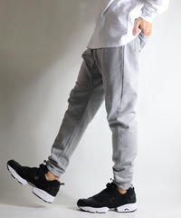 STRETCH SKINNY JOGGER PANTS GRAY KW091001GRY