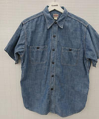 JOE McCOY デニムワークシャツ(238)