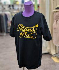 MASTERPIECE フロッキープリントTシャツ Lサイズ(318)