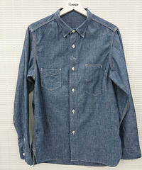 SunnySports シャンブレーワークシャツ(253)