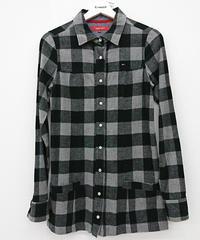 【Ladies】tommy girl コットンチュニックシャツ(160)