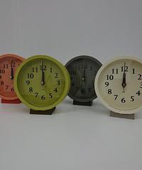 【新品】Lemnos 電波時計 m clock mk14-04(Z1)
